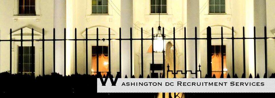 """Washington DC sales recruitment"""