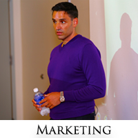"""Headhunter NYC Marketing """