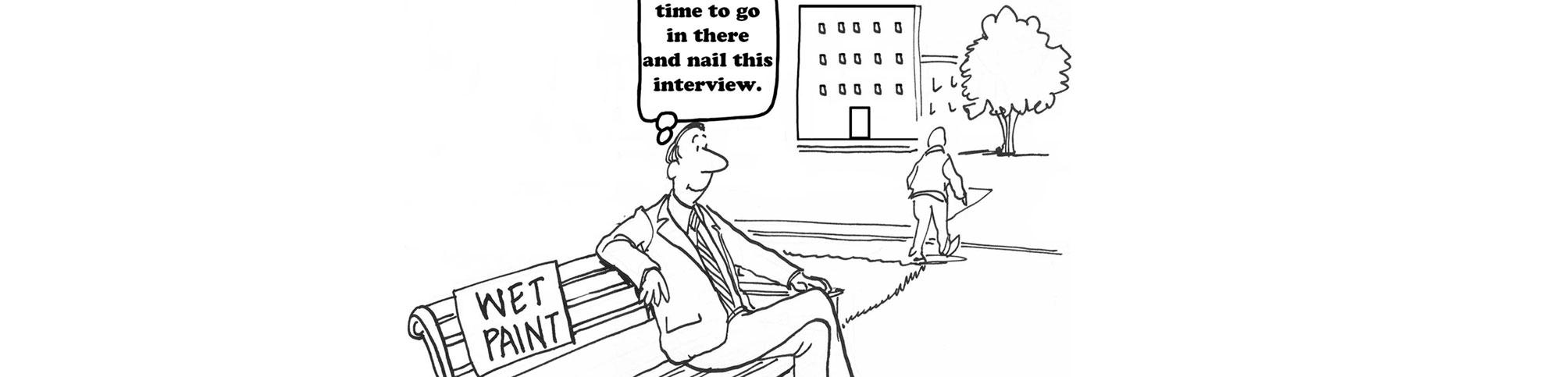 """interviewing job"""