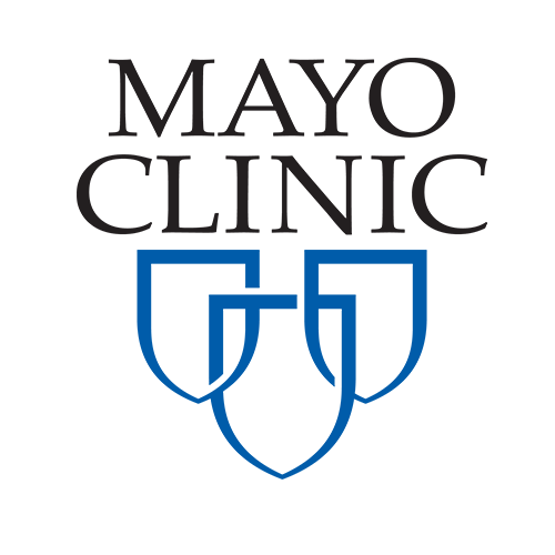 """Mayo Clinic recruiting marketing logo"""